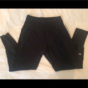 Alo cropped sweatpants